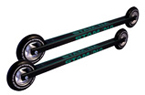 Paire de Rollerskis Stamina sts 1.c Touring Roues Caoutchouc